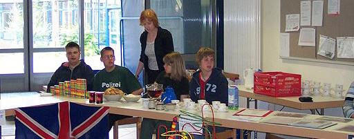 Schulfest 2004