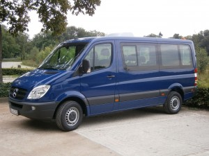 Unser neuer Schulbus