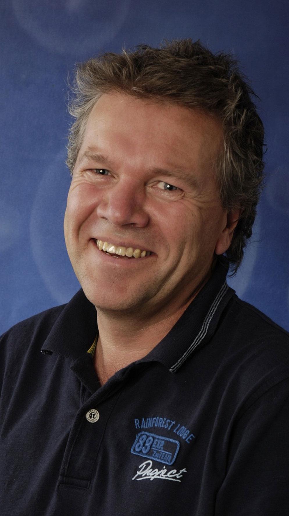 Frieder Steinhoff