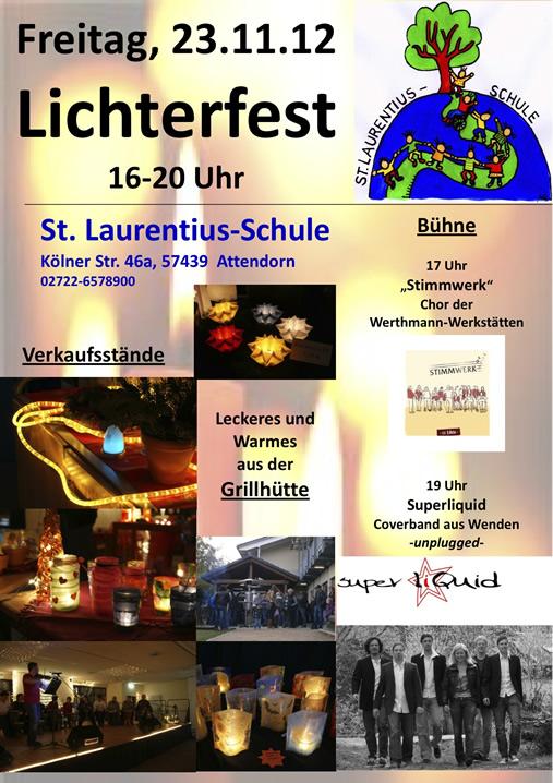 Lichterfest 2012